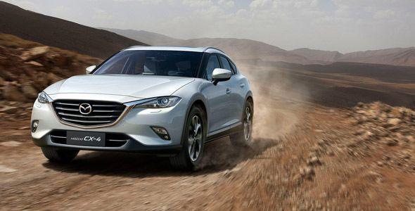 El nuevo Mazda CX-4 debuta en China