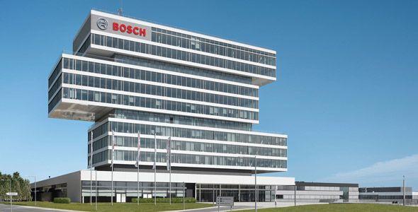 Bosch incrementa sus ventas un 3,8%