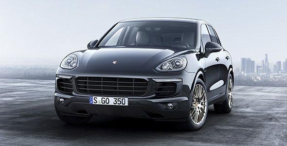 Porsche Cayenne Platinum Edition: un nuevo nivel de exclusividad