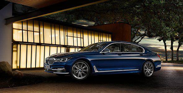 BMW Serie 7 Centennial, el coche del centenario