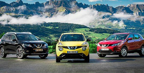 Nissan estará presente en el Madrid Auto 2016