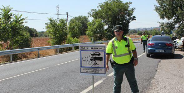 Nueva actualización de los tramos peligrosos en vías secundarias