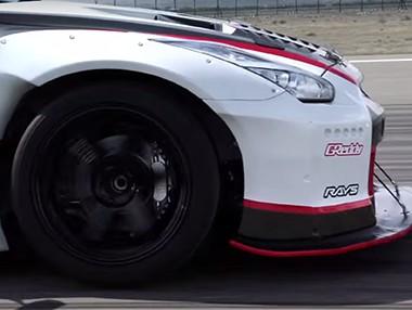 El Nissan GT-R Nismo va a por un récord mundial