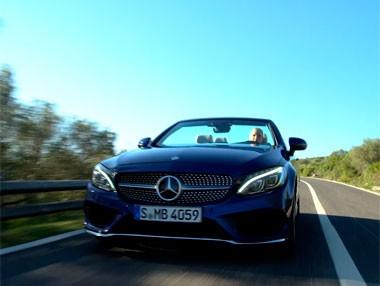 Vídeo: todas las versiones del Mercedes Clase C Cabrio 2016