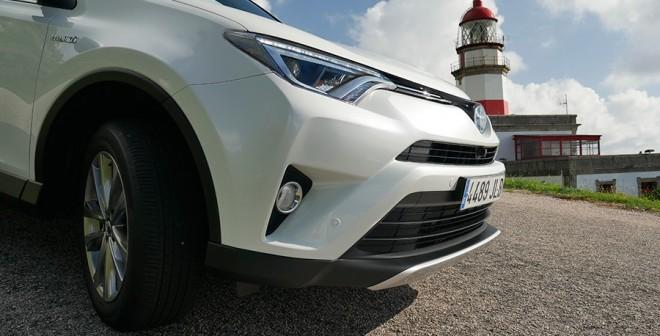 Prueba del Toyota Rav4 híbrido 2WD 2016, Rubén Fidalgo