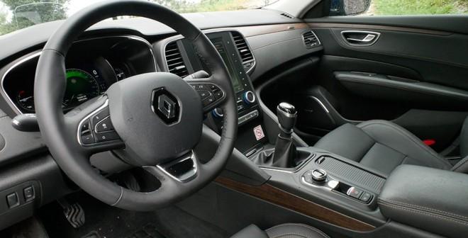 Prueba del Renault Talismán 1.6 dCi 130 CV Zen 2016, Rubén Fidalgo