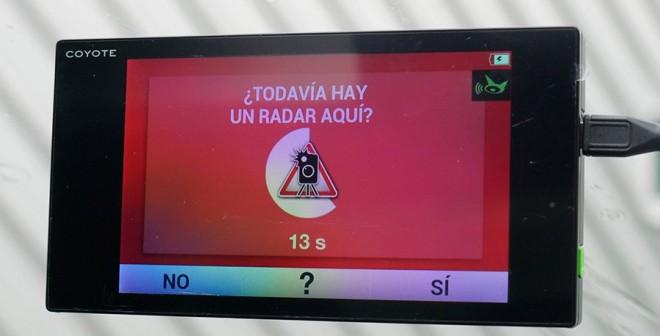 Examinamos la gama de avisadores de radar Coyote