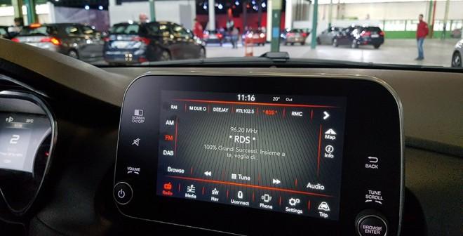 Presentación y prueba del nuevo Fiat Tipo SW 2016