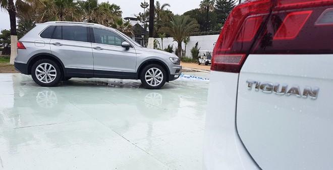 Presentación y prueba del nuevo VW Tiguan 2016
