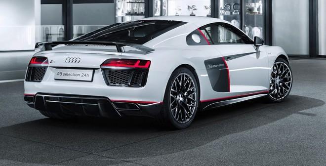 Nuevo Audi R8 Selection 24H 2016