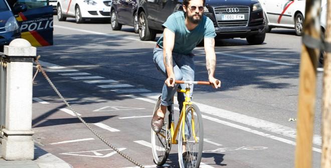 Bici como alternativa de transporte.