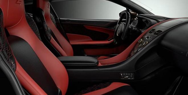 Nuevo Aston Martin Vanquish Zagato Concept