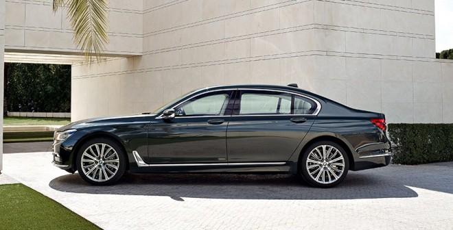 Nuevo motor con 4 turbos para el BMW 750d con 400 CV