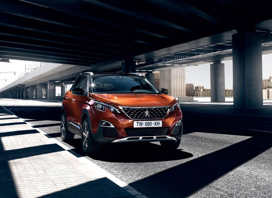 No habrá versiones con tracción total para el nuevo Peugeot 3008.