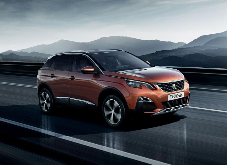 Nuevo Peugeot 3008: primera prueba