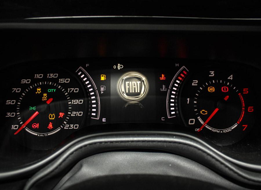 El Fiat Tipo no dispone de sistema Start&Stop.