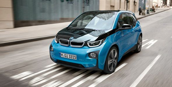 El BMW i3 incrementa su autonomía hasta los 300 kilómetros
