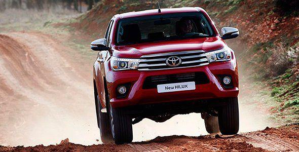 Debut del nuevo Toyota Hilux en Madrid Auto 2016
