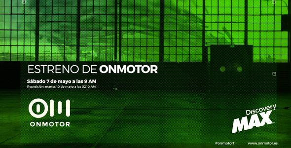 Discovery MAX estrena un nuevo programa de motor producido en España