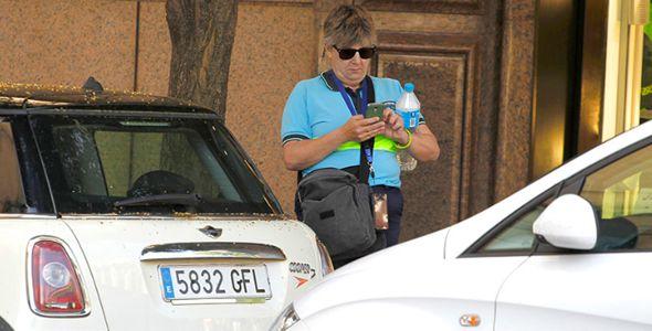 Las multas más comunes en Madrid durante 2015