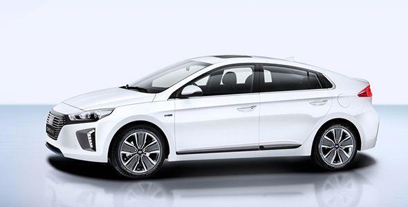 Hyundai presentará su Ioniq en el Salón de Madrid 2016