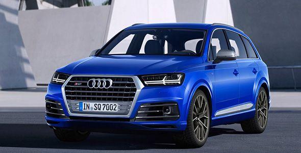 El Audi SQ7, ya a la venta
