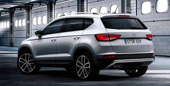 Puedes comprar el nuevo Seat Ateca en Madrid Auto 2016