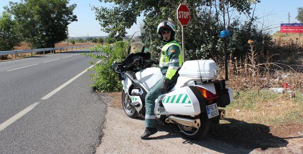 La DGT refuerza la vigilancia en las carreteras convencionales