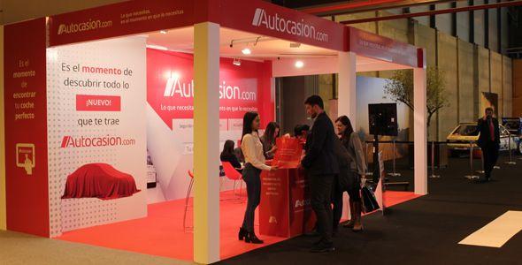 Autocasion.com participa en Madrid Auto, el mayor evento del automóvil de España