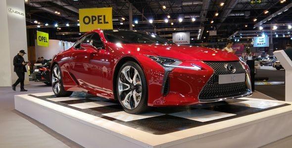 Los coches más espectaculares del Salón de Madrid 2016
