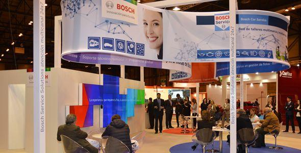 Bosch presenta su concepto de solución para flotas