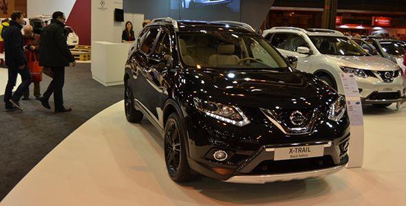 Nissan presenta en Madrid su serie 'Black Edition' para el Qashqai y el X-Trail