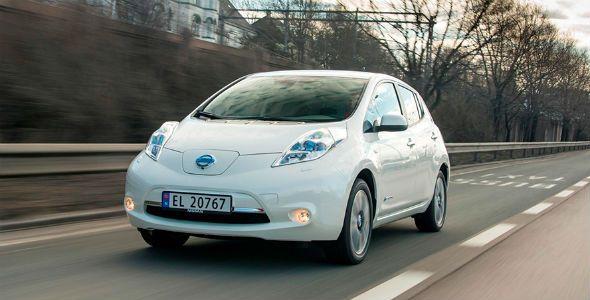 La red eléctrica de Londres, pionera en recibir energía de vehículos Nissan