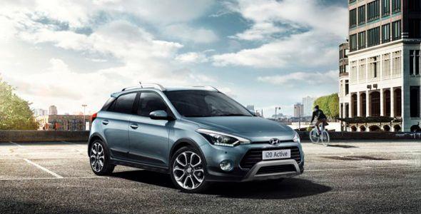 Publirreportaje: el i20 Active, el nuevo crossover de Hyundai