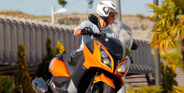 Diferencias de más de 400 euros en los seguros de motos