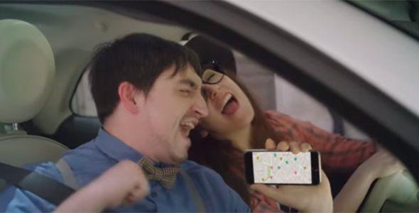 Wazypark crea un spot con la canción de Nino Bravo