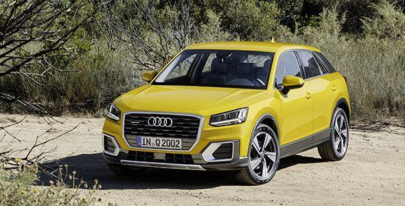 Audi instala nuevos filtros del aire contra alérgenos