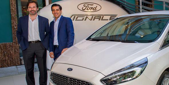 Ford presenta el S-MAX Vignale en Casa Decor 2016