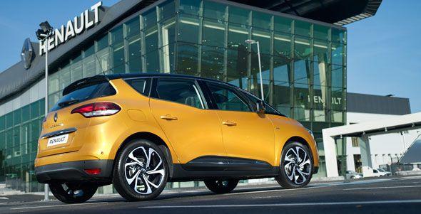 Todas las fotos del nuevo Renault Scénic