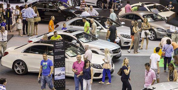 Salón del Vehículo de Ocasión de Madrid, casi mil ventas en 3 días