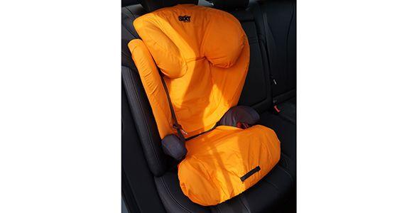 Sixt incorpora sillas para niños en su catálogo