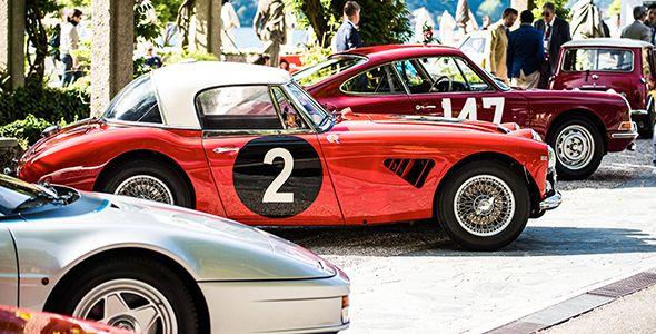Las mejores imágenes del Concorso d'Eleganza Villa d'Este