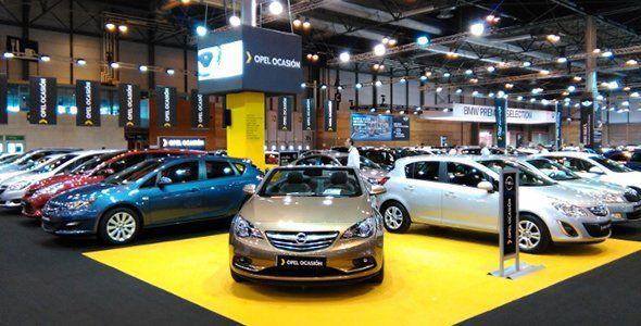 Opel en el Salón de Ocasión de Madrid 2016