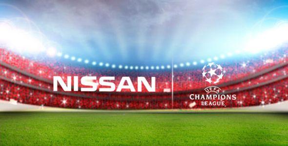 Nissan tira la casa por la ventana para la final de la Champions