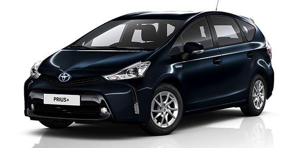 El Toyota Prius+ 2016, ya disponible en España