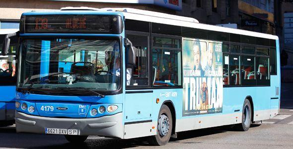 Los nuevos autobuses híbridos de Madrid supondrán un ahorro de 270.000 euros