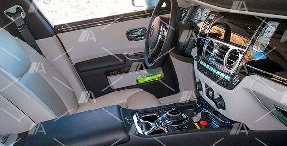Fotos espía de mula del BMW Serie 9