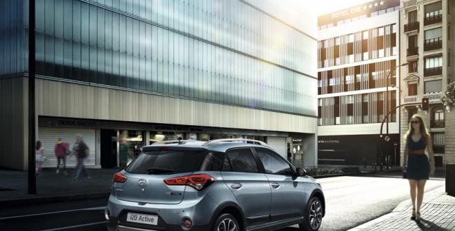 Publirreportaje del Hyundai i20 Active