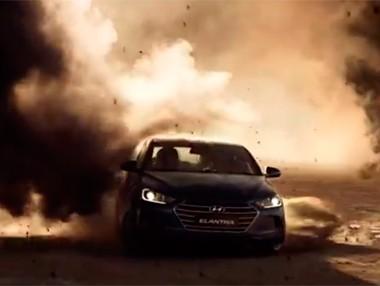 Vídeo: el nuevo Hyundai Elantra 2016