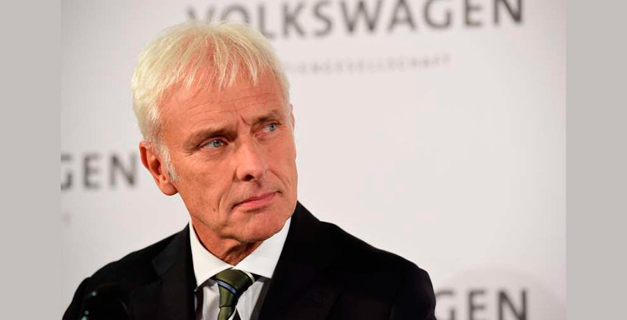 Matthias Müller anuncia el inicio de la nueva era VW